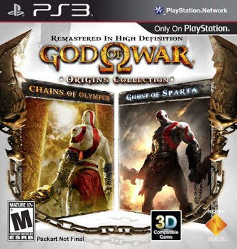 Chép game PS3 : God of War-Chain of Olympus & Ghost of Sparta [0908.83.71.81] [TP.HCM]