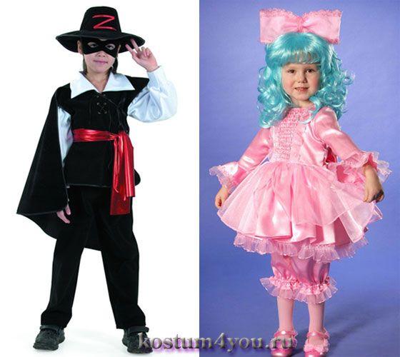 Новогодние костюмы своими руками фото детские