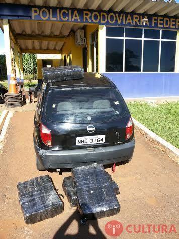 PRF encontra mais de 200 kg de maconha dentro de veículo +http://brml.co/1BZ4EkC