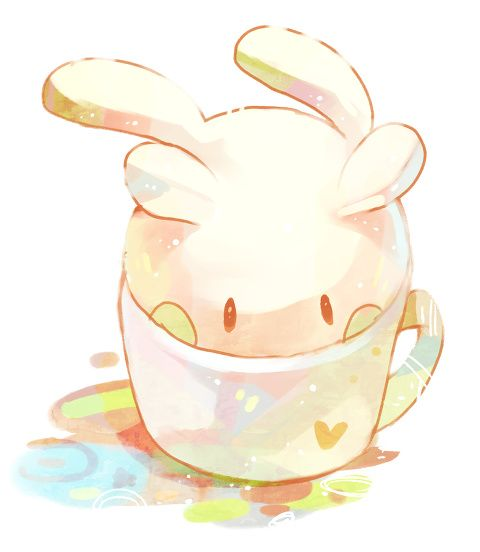 ahw.. no idea what is is, but it's cute ^^
