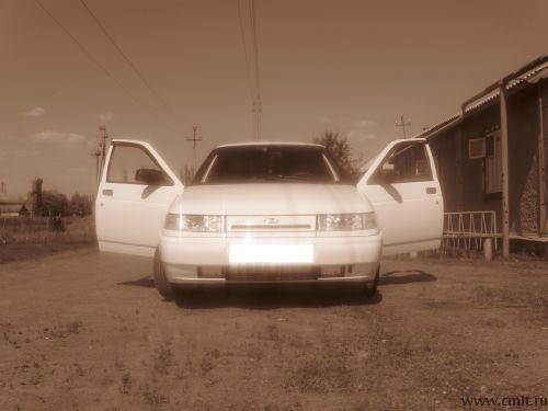 ВАЗ 2110 2001 г. в., седан #ретрофото