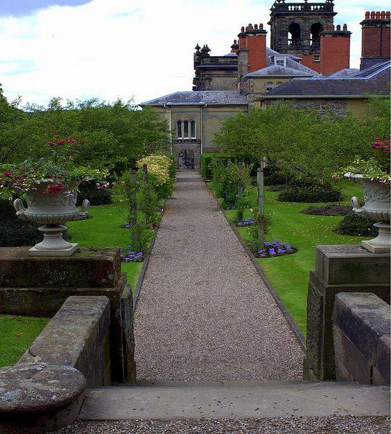 Pathway @ Biddulph Grange Garden, via Flickr.