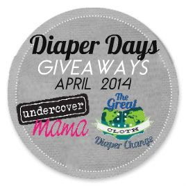 WIN $89 in Buttons Diapers!