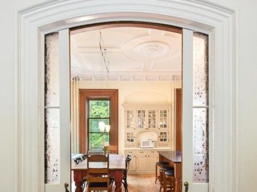 Pinterest the world s catalog of ideas for Brownstone kitchen ideas
