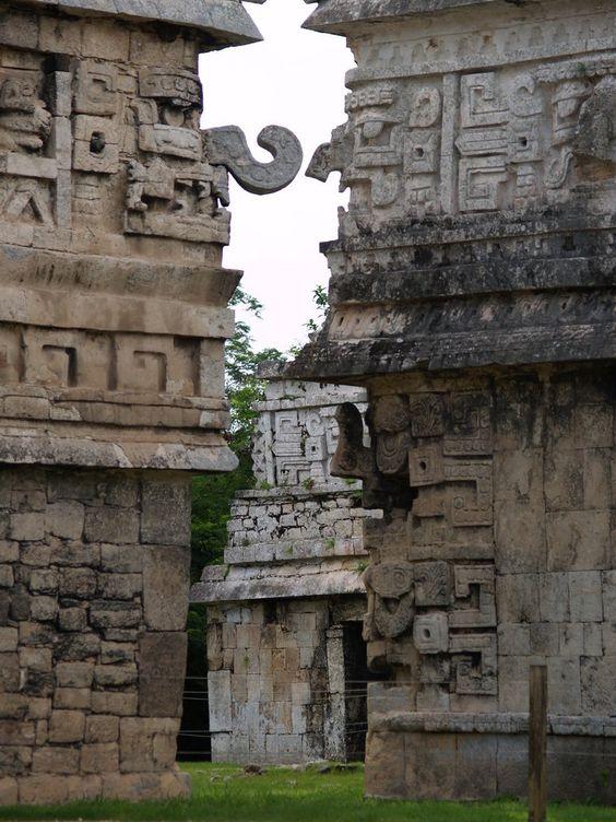 Chichen Itza #World heritage