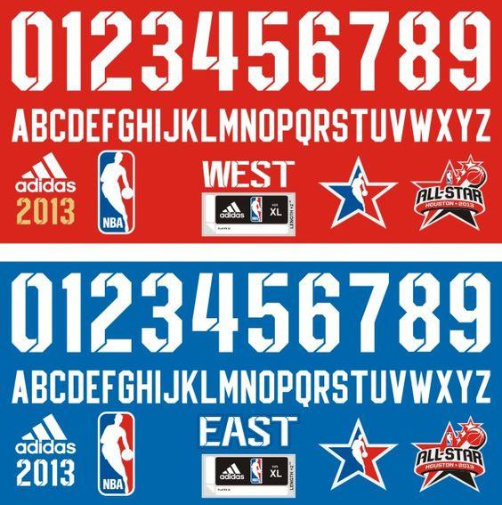 Diseños, vectores y más: NBA All Star 2013: