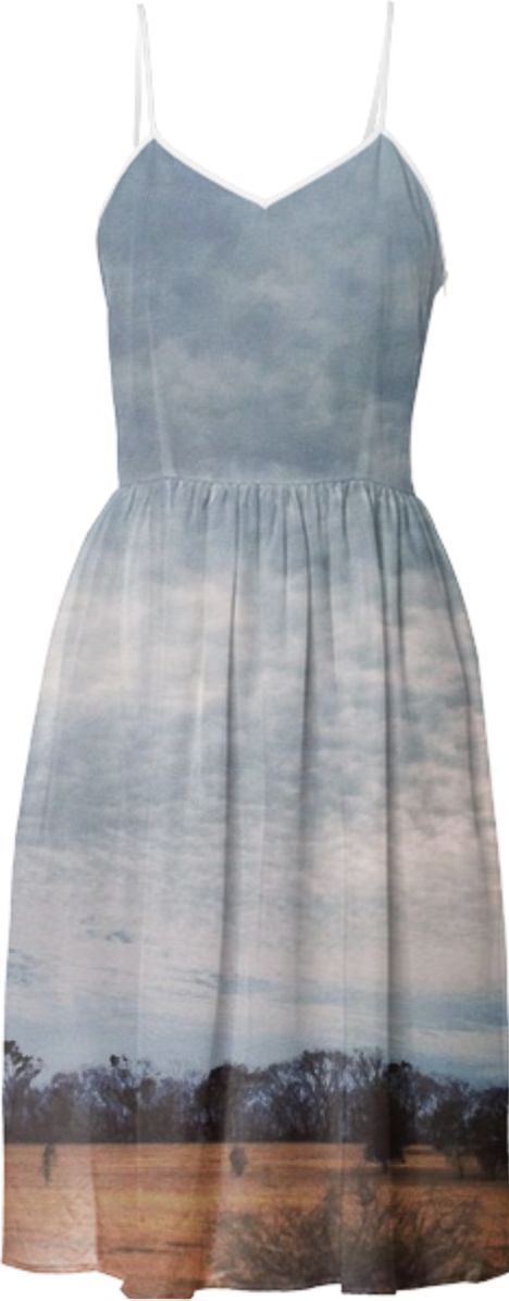 Grampians Sky dress by Amazon Queens. $125 from http://printallover.me/collections/amazon-queens