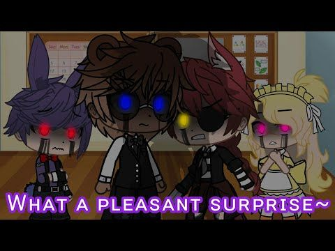 The Afton Family Reacts To Elizabeth S Memes Videos Human Ennard Fnaf Seiries Gacha Life Youtube Afton Anime Funny Memes
