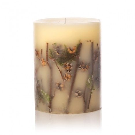 "Rosy Rings 5"" Botanical Candle"