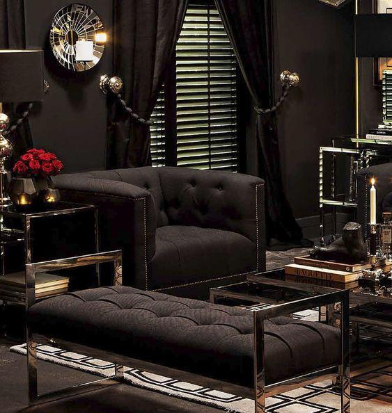 Chesterfield Sessel | Klassische Eichholtz Möbel online kaufen | milanari.com