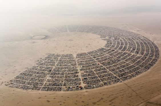 Burning Man2016 is underway in the temporary city ofBlack Rock City,Nevada – meaning for one week, thousands of festival goers will romp through...