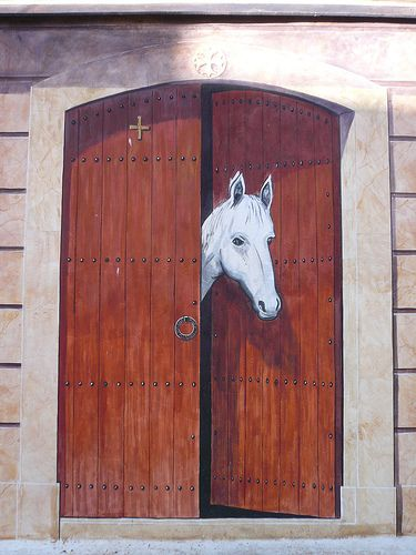 Street Art, Tarragona, Spain