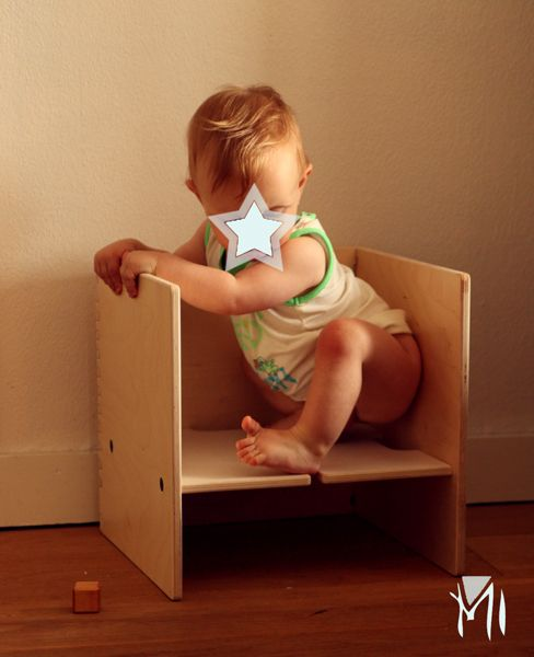 Pinterest the world s catalog of ideas for Chaise montessori