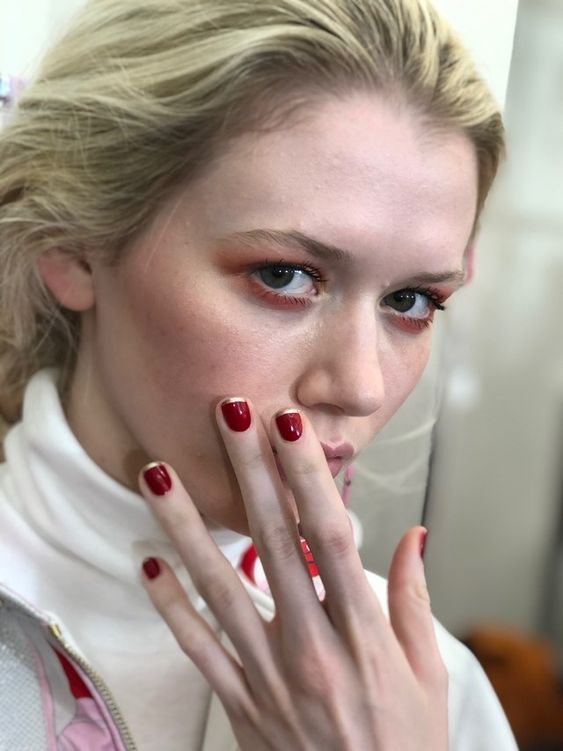The top 5 manicures trends Fashion Week Fall/Winter 2019-2020