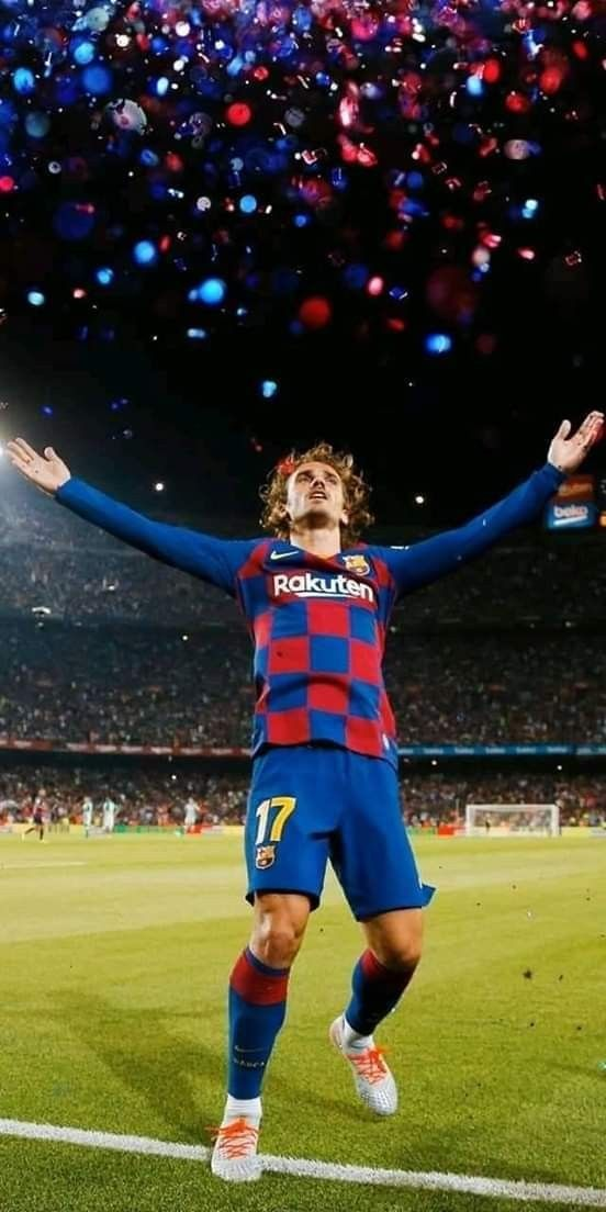 Best Photos Barcelona Soccer Barcelona Football Antoine Griezmann