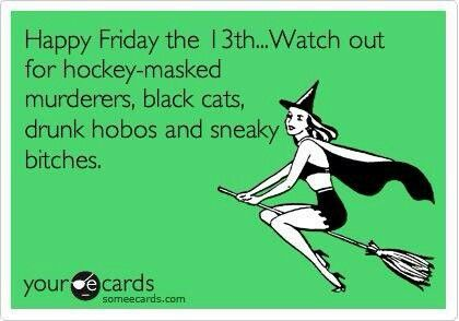 Friday the 13th: