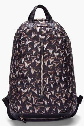 PAUL SMITH  Bronze Sharktooth Backpack