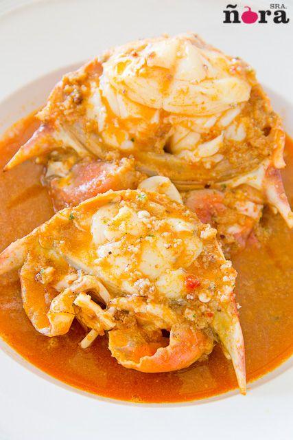 Caldereta delangosta. #gastronomiaespañola