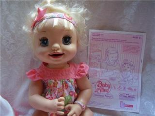 Baby Alive Learns To Potty Baby Alive Baby Alive Dolls Baby Dolls
