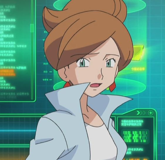 Unova Pokemon Professor Juniper