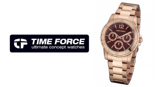 Joyería Francis: concurso Time Force