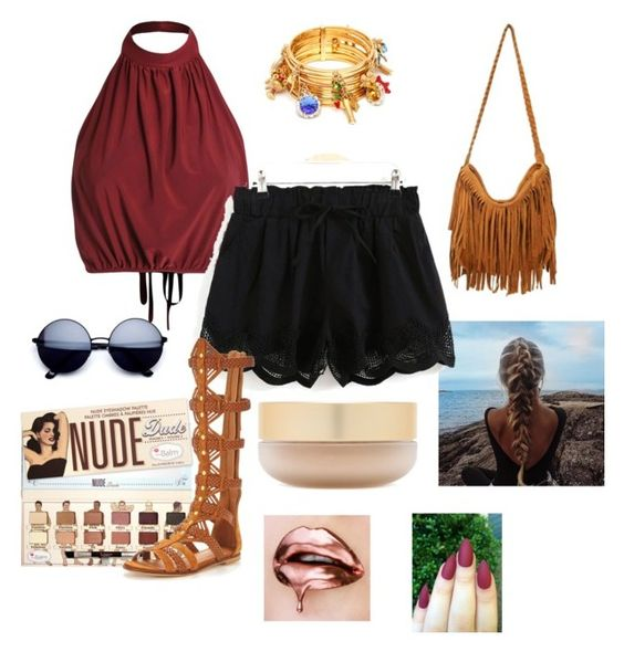 """""""Untitled #324"""" by sheadean ❤ liked on Polyvore featuring KG Kurt Geiger, Dolce&Gabbana and Eve Lom"""