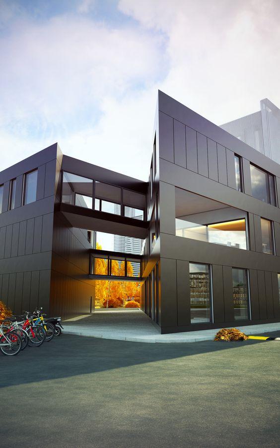 Office building concept design top design magazine web for Office design concept