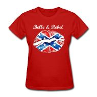 Women's T-Shirts ~ Women's Standard Weight T-Shirt ~ Bell & Rebel