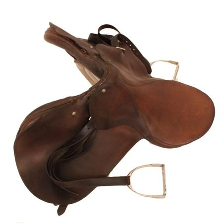 Oxford English Saddle, made in Argentina