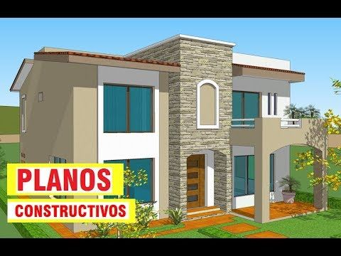 Casas De 2 Pisos Con Terraza Arriba