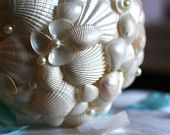 i'm thinking seashell ornaments!