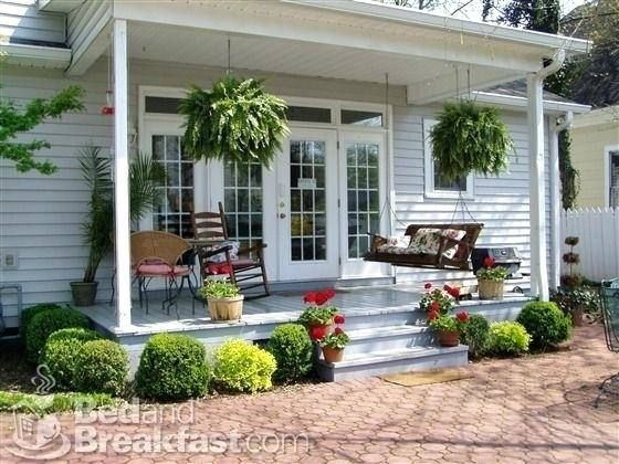 Country Back Porch Decorating Ideas Back Porch Designs Porch Design Country Patio