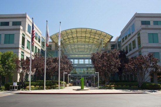 Apple Cupertino Office Apple Headquarters Cupertino California Apple Office