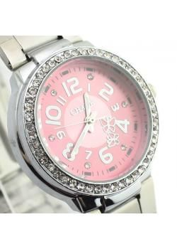 Metal belt Watch for Ladies