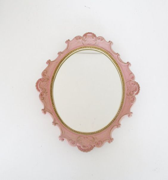 Hey, I found this really awesome Etsy listing at https://www.etsy.com/listing/214779056/vintage-mirror-ornate-resin-mirror