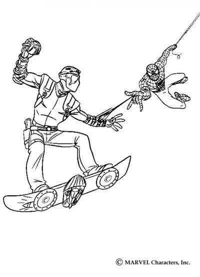 Updated 100 Spiderman Coloring Pages September 2020 Spiderman Coloring Green Goblin Spiderman Coloring Pages