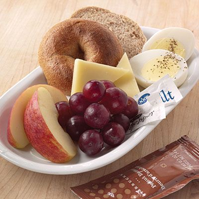 Breakfast on the go can still be Healthy! Healthy Breakfasts from Fast Food Restuarants - Delish.com