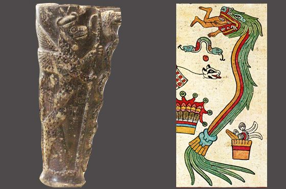 quetzalcoatl Aztec - Cerca con Google