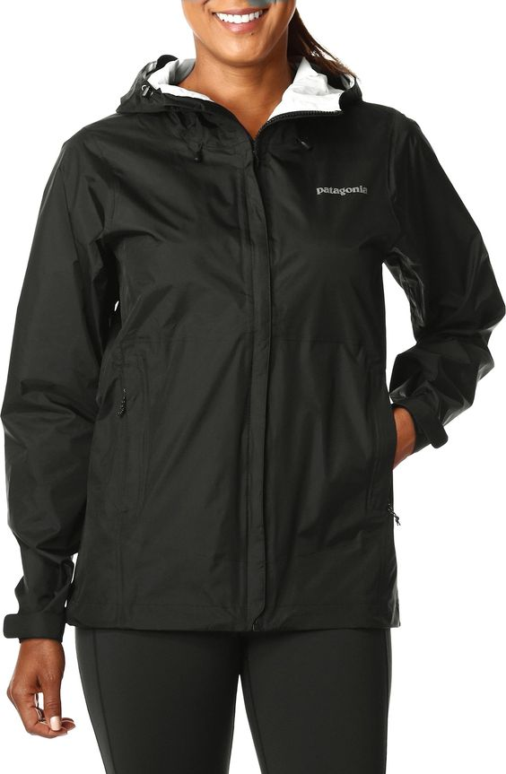 Patagonia Torrentshell Rain Jacket - Women's - $96 (Good for rainy ...