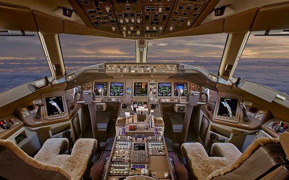 Intérieurs de jets privés incroyables - 2Tout2Rien