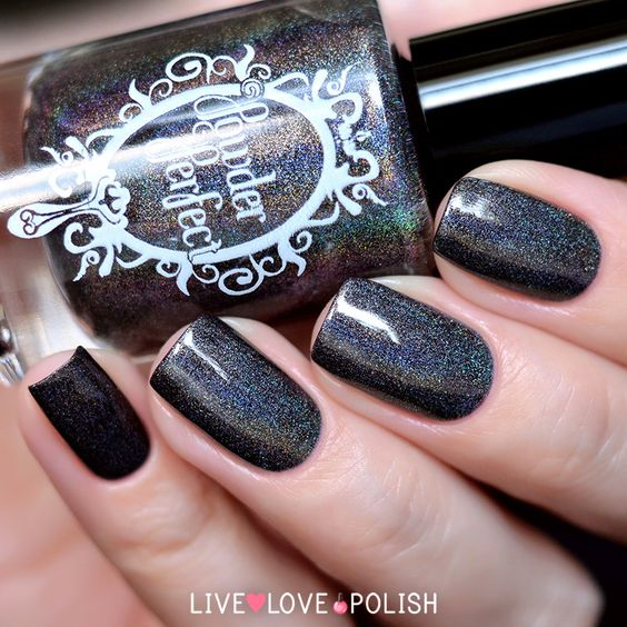 Powder Perfect The Village Nail Polish (Hardwicke Collection)