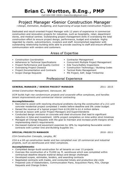 Before and After Resume Revisions Resume Samples Pinterest - project closeout