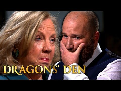 The Dragons Struggle To Fight Back Their Tears Dragons Den Youtube Dragons Den Uk Tv Dragon