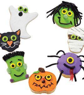 Cake Decorating Eyeballs : Candy eyeballs from @Wilton Cake Decorating! Recipes ...