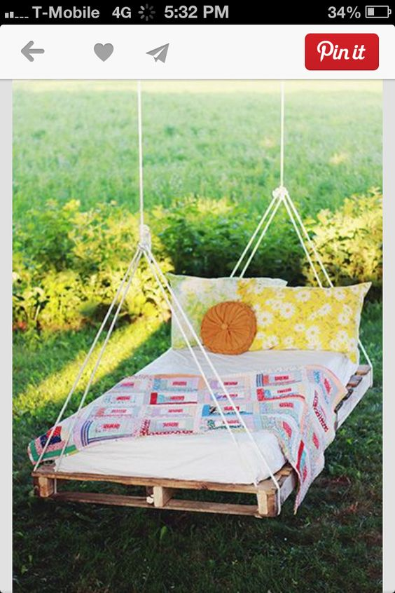 HomeMade hammock!