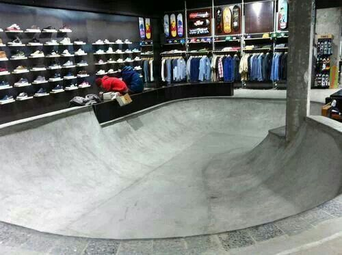 Skate shop business plan