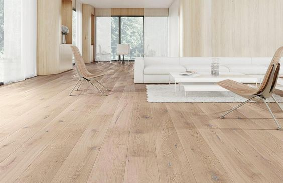 Barlinek Sense Oak Sense Engineered Wood Flooring