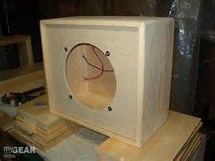 Img Guitar Cabinet Guitar Amp Speaker Plans
