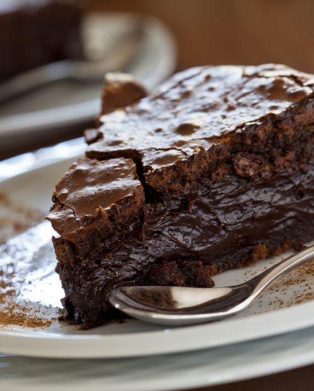 Receita de Delícia de Chocolate