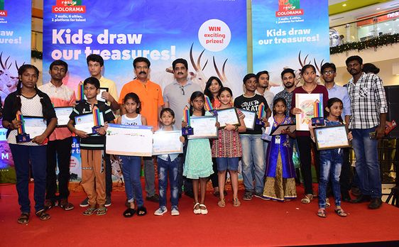 Forum Vijaya Mall hosts Colorama to showcase vision on Agriculture